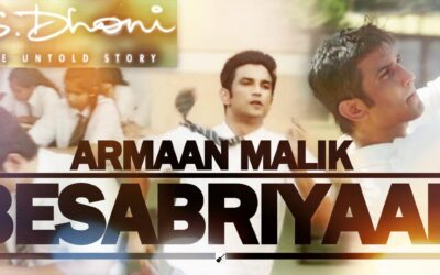 Besabriyaan | Guitar | Tabs | M. S. Dhoni The Untold Story