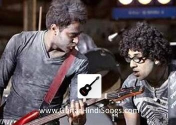 Bhaag Bhaag DK Bose | Delhi Belly | Guitar | Chords