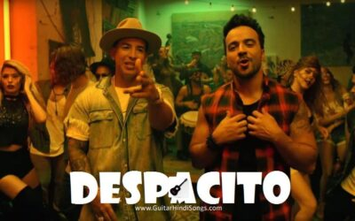 Despacito – Guitar – Chords