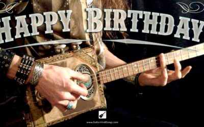 Happy Birthday To You | Guitar | Tabs