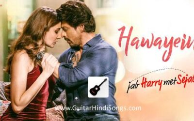 Hawayein | Guitar | Chords | Tabs