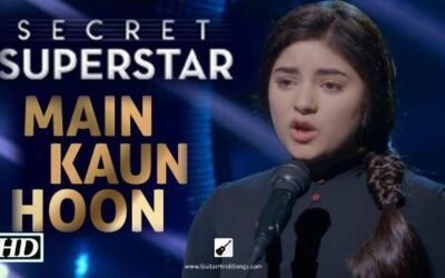 Main Kaun Hoon | Guitar | Tabs | Secret Superstar