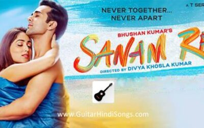 Sanam Re | Guitar | Tabs