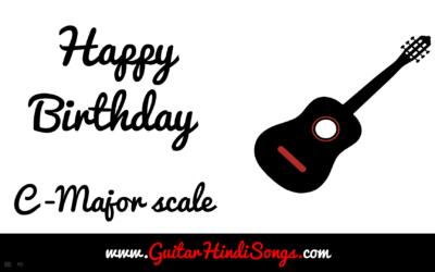 Happy Birthday | Guitar | Tunes