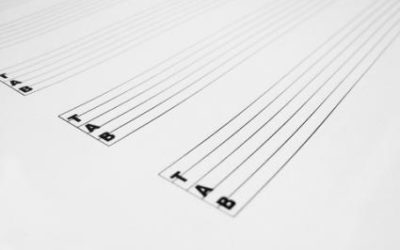 How to read Guitar Tablature?