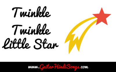 Twinkle Twinkle Little Star | Guitar | Tabs | Tunes
