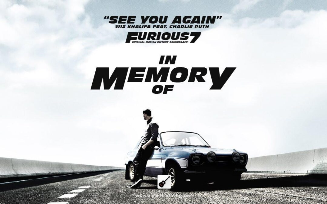 See You Again | Furious 7 | Wiz Khalifa | Charlie Puth | Guitar | Tabs