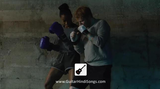 Shape of You | Ed Sheeran | Guitar | Single String