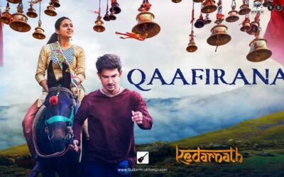 Qaafirana | Kedarnath | Guitar | Chords