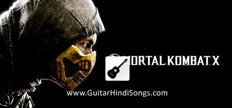 Mortal Combat | Guitar | Single String