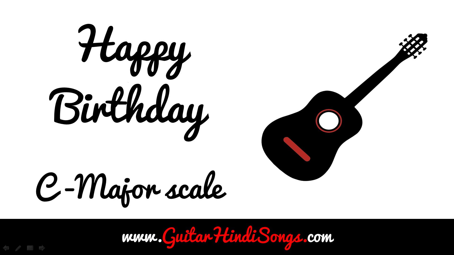 Happy Birthday Guitar Tunes Guitar Hindi Songs 3 minutes and 19 seconds, bitrate: happy birthday guitar tunes