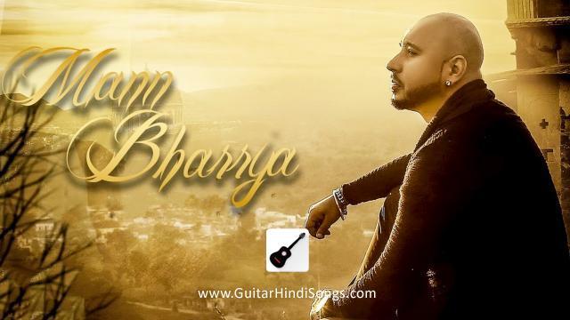 mann bharrya single string)